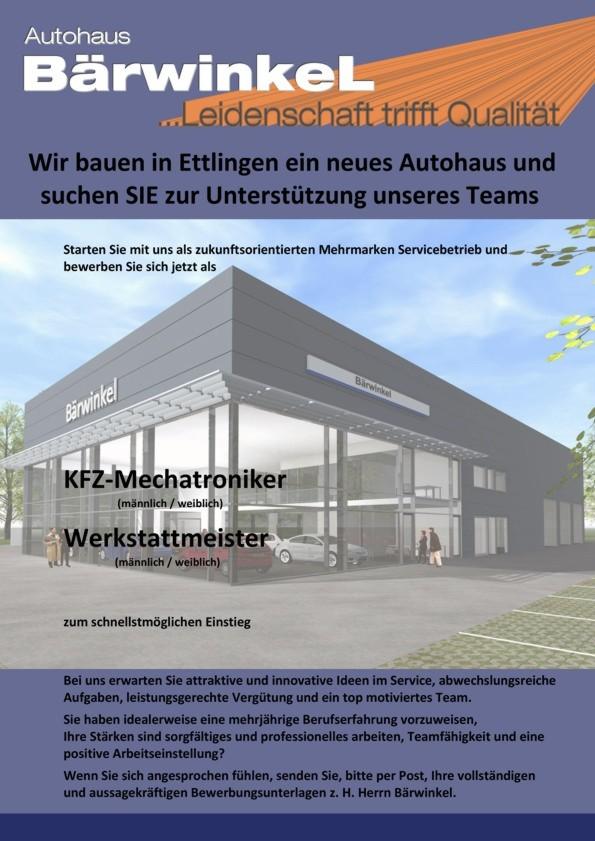 Jobs In Ettlingen